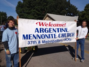 Welcome to Argentine Mennonite Church